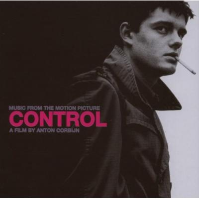 Control Soundtrack CD. Control Soundtrack
