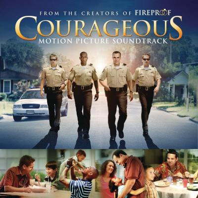Courageous Soundtrack CD. Courageous Soundtrack