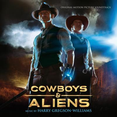 Cowboys and Aliens Soundtrack CD. Cowboys and Aliens Soundtrack