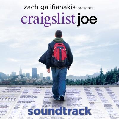 Craigslist Joe Soundtrack CD. Craigslist Joe Soundtrack