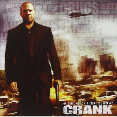 Crank Soundtrack CD. Crank Soundtrack