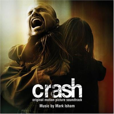 Crash Soundtrack CD. Crash Soundtrack