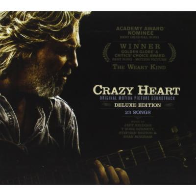 Crazy Heart Soundtrack CD. Crazy Heart Soundtrack