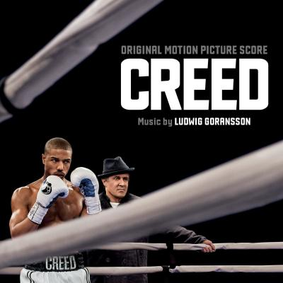 Creed Soundtrack CD. Creed Soundtrack