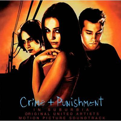 Crime & Punishment In Suburbia Soundtrack CD. Crime & Punishment In Suburbia Soundtrack