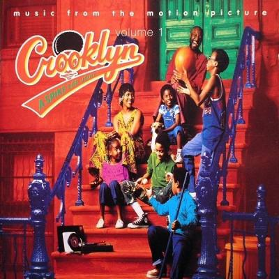 Crooklyn Vol.1 Soundtrack CD. Crooklyn Vol.1 Soundtrack