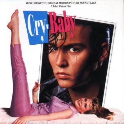 Cry Baby Soundtrack CD. Cry Baby Soundtrack