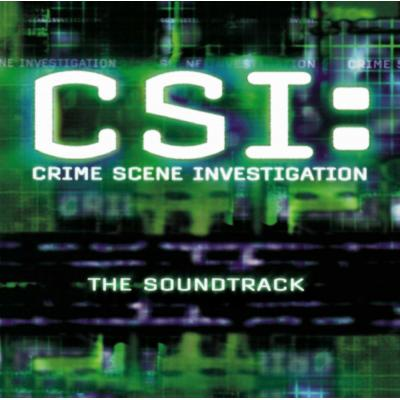 CSI: Crime Scene Investigation Soundtrack CD. CSI: Crime Scene Investigation Soundtrack
