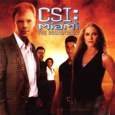 CSI: Miami Soundtrack CD. CSI: Miami Soundtrack