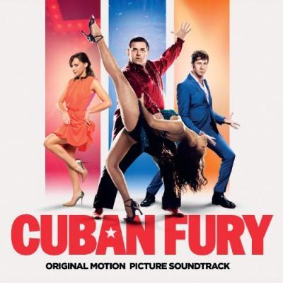 Cuban Fury Soundtrack CD. Cuban Fury Soundtrack