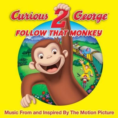 Curious George 2: Follow That Monkey Soundtrack CD. Curious George 2: Follow That Monkey Soundtrack