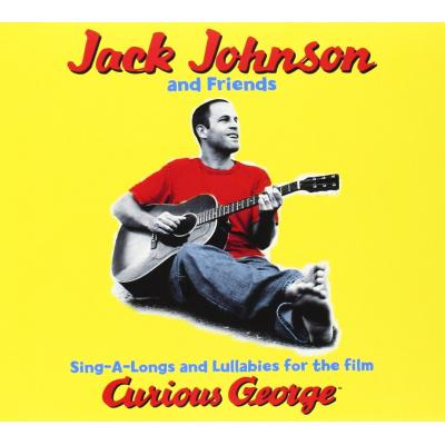 Curious George Soundtrack CD. Curious George Soundtrack