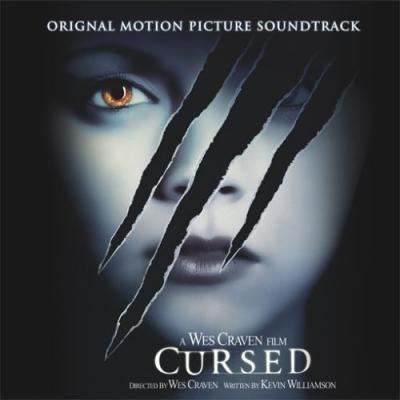 Cursed Soundtrack CD. Cursed Soundtrack