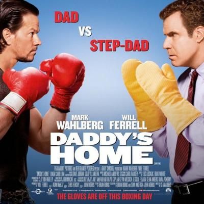 Daddy's Home Soundtrack CD. Daddy's Home Soundtrack