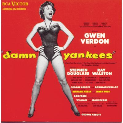 Damn Yankees Soundtrack CD. Damn Yankees Soundtrack Soundtrack lyrics