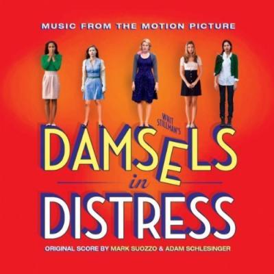 Damsels In Distress Soundtrack CD. Damsels In Distress Soundtrack