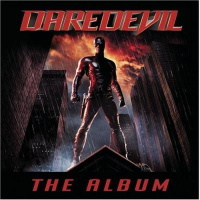 Daredevil Soundtrack CD. Daredevil Soundtrack