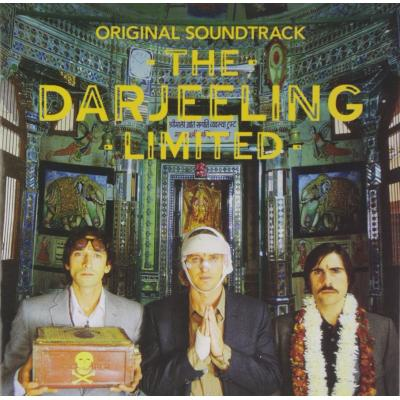 Darjeeling Limited Soundtrack CD. Darjeeling Limited Soundtrack