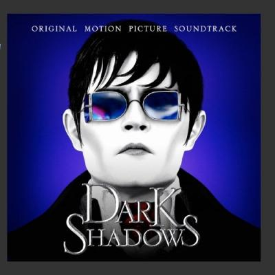 Dark Shadows Soundtrack CD. Dark Shadows Soundtrack
