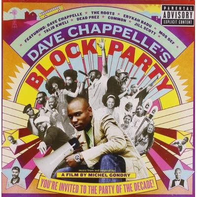 Dave Chapelle's Block Party Soundtrack CD. Dave Chapelle's Block Party Soundtrack
