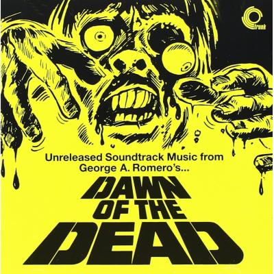 Dawn of the Dead Soundtrack CD. Dawn of the Dead Soundtrack