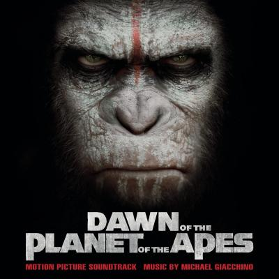 Dawn of the Planet of the Apes Soundtrack CD. Dawn of the Planet of the Apes Soundtrack