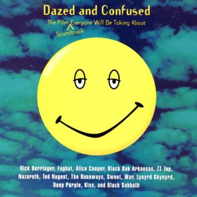 Dazed and Confused Soundtrack CD. Dazed and Confused Soundtrack