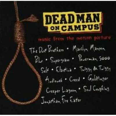 Dead Man On Campus Soundtrack CD. Dead Man On Campus Soundtrack
