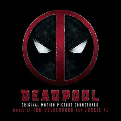 Deadpool Soundtrack CD. Deadpool Soundtrack