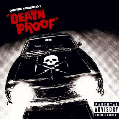 Death Proof Soundtrack CD. Death Proof Soundtrack