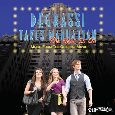 Degrassi Takes Manhattan: The Heat Is On Soundtrack CD. Degrassi Takes Manhattan: The Heat Is On Soundtrack