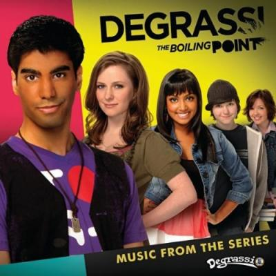 Degrassi: The Boiling Point Soundtrack CD. Degrassi: The Boiling Point Soundtrack