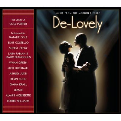 De-Lovely Soundtrack CD. De-Lovely Soundtrack