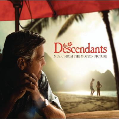 Descendants, The Soundtrack CD. Descendants, The Soundtrack