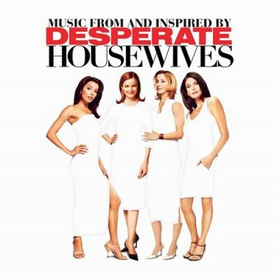 Desperate Housewives Soundtrack CD. Desperate Housewives Soundtrack