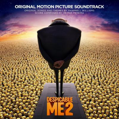 Despicable Me 2 Soundtrack CD. Despicable Me 2 Soundtrack Soundtrack lyrics