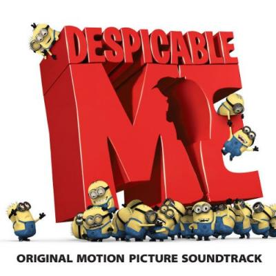 Despicable Me Soundtrack CD. Despicable Me Soundtrack