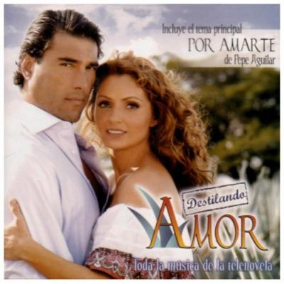 Destilando Amor Soundtrack CD. Destilando Amor Soundtrack