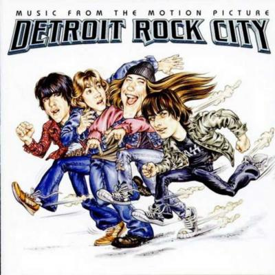 Detroit Rock City Soundtrack CD. Detroit Rock City Soundtrack