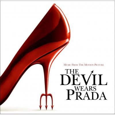 Devil Wears Prada Soundtrack CD. Devil Wears Prada Soundtrack