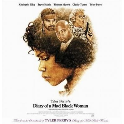 Diary of a Mad Black Woman Soundtrack CD. Diary of a Mad Black Woman Soundtrack