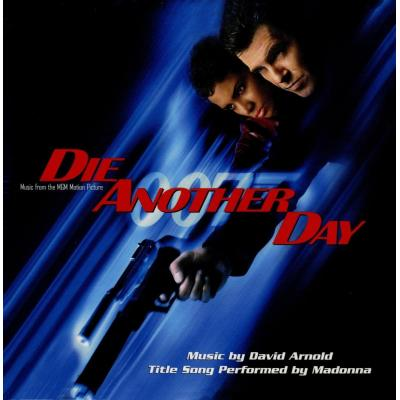 Die Another Day Soundtrack CD. Die Another Day Soundtrack