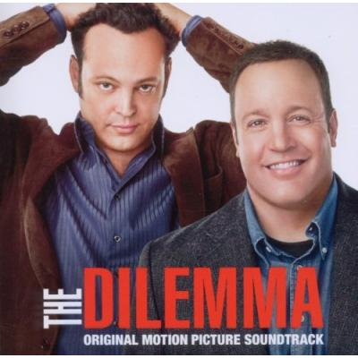 Dilemma, The Soundtrack CD. Dilemma, The Soundtrack