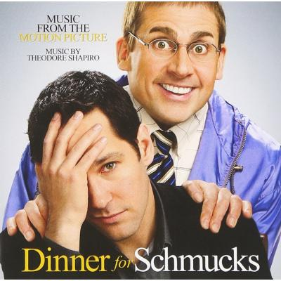 Dinner For Schmucks Soundtrack CD. Dinner For Schmucks Soundtrack