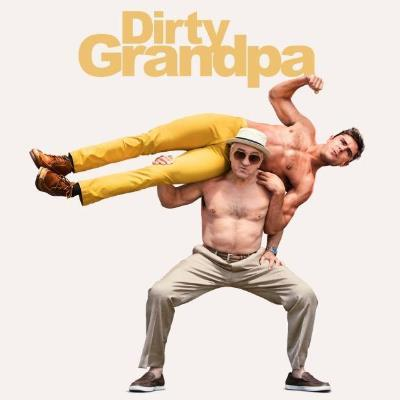 Dirty Grandpa Soundtrack CD. Dirty Grandpa Soundtrack