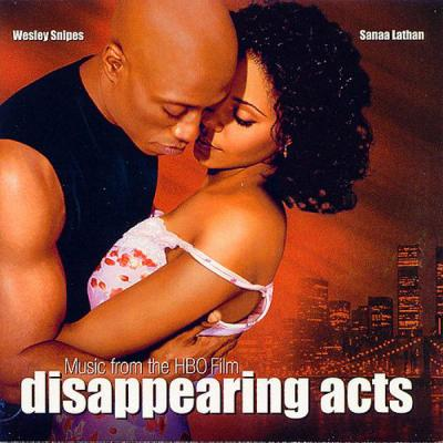 Disappearing Acts Soundtrack CD. Disappearing Acts Soundtrack
