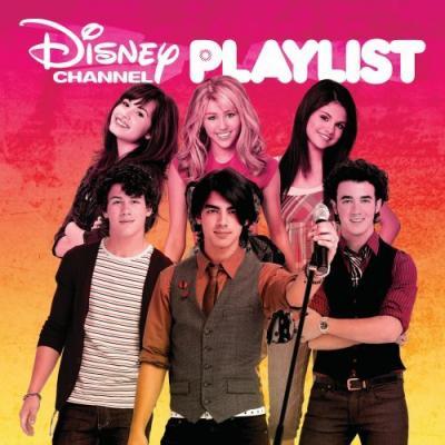 Disney Channel Playlist Soundtrack CD. Disney Channel Playlist Soundtrack