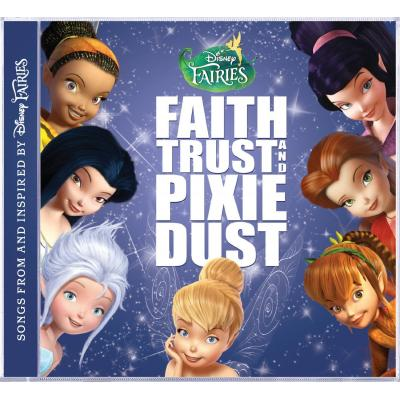Disney Fairies: Faith, Trust and Pixie Dust Soundtrack CD. Disney Fairies: Faith, Trust and Pixie Dust Soundtrack