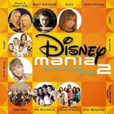 Disneymania 2 Soundtrack CD. Disneymania 2 Soundtrack