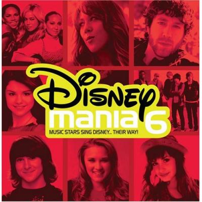 Disneymania 6 Soundtrack CD. Disneymania 6 Soundtrack